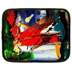 Catalina Island Not So Far 1 Netbook Case (large) by bestdesignintheworld