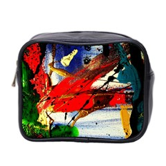 Catalina Island Not So Far 1 Mini Toiletries Bag 2 Side by bestdesignintheworld