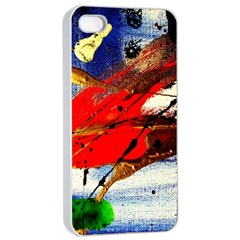 Catalina Island Not So Far 1 Apple Iphone 4/4s Seamless Case (white) by bestdesignintheworld