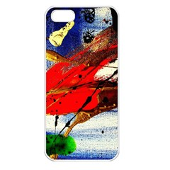 Catalina Island Not So Far 1 Apple Iphone 5 Seamless Case (white) by bestdesignintheworld