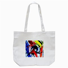 Lets Forget The Black Squere 1 Tote Bag (white) by bestdesignintheworld