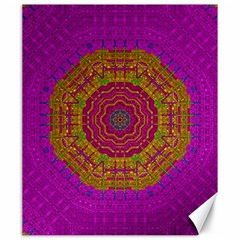 Summer Sun Shine In A Sunshine Mandala Canvas 20  X 24