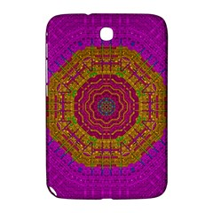 Summer Sun Shine In A Sunshine Mandala Samsung Galaxy Note 8 0 N5100 Hardshell Case  by pepitasart