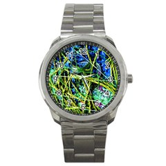 Moment Of The Haos 8 Sport Metal Watch