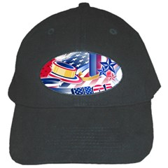 United States Of America Usa  Images Independence Day Black Cap by Sapixe