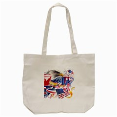 United States Of America Usa  Images Independence Day Tote Bag (cream) by Sapixe