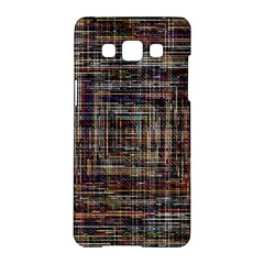 Unique Pattern Samsung Galaxy A5 Hardshell Case  by Sapixe