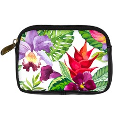 Vector Pattern Tropical Digital Camera Cases by Sapixe