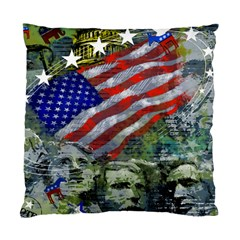 Usa United States Of America Images Independence Day Standard Cushion Case (two Sides)