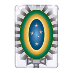 Seal Of The Brazilian Army Apple Ipad Mini Hardshell Case (compatible With Smart Cover) by abbeyz71