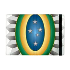 Seal Of The Brazilian Army Ipad Mini 2 Flip Cases by abbeyz71