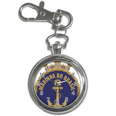 Seal Of Brazilian Navy  Key Chain Watches by abbeyz71