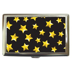 Yellow Stars Pattern Cigarette Money Cases