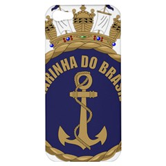 Seal Of Brazilian Navy  Apple Iphone 5 Hardshell Case by abbeyz71