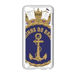 Seal Of Brazilian Navy  Apple Ipod Touch 5 Case (white) by abbeyz71