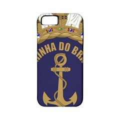 Seal Of Brazilian Navy  Apple Iphone 5 Classic Hardshell Case (pc+silicone) by abbeyz71