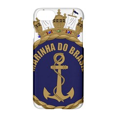 Seal Of Brazilian Navy  Apple Iphone 8 Hardshell Case by abbeyz71