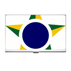 Roundel Of Brazilian Air Force Business Card Holders by abbeyz71