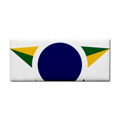 Roundel Of Brazilian Air Force Cosmetic Storage Cases by abbeyz71