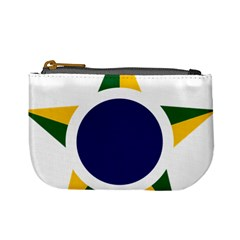 Roundel Of Brazilian Air Force Mini Coin Purses by abbeyz71