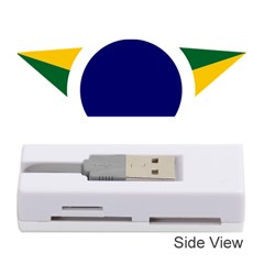 Roundel Of Brazilian Air Force Memory Card Reader (stick)  by abbeyz71