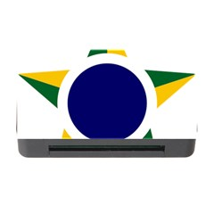 Roundel Of Brazilian Air Force Memory Card Reader With Cf by abbeyz71