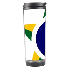 Roundel Of Brazilian Air Force Travel Tumbler by abbeyz71