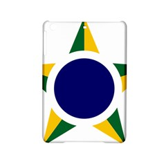 Roundel Of Brazilian Air Force Ipad Mini 2 Hardshell Cases by abbeyz71