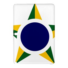 Roundel Of Brazilian Air Force Samsung Galaxy Tab Pro 12 2 Hardshell Case by abbeyz71