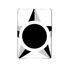 Roundel Of Brazilian Air Force (low Visibility) Ipad Mini 2 Hardshell Cases by abbeyz71