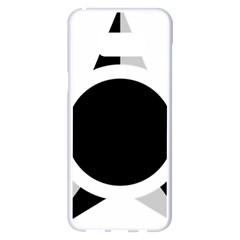 Roundel Of Brazilian Air Force (low Visibility) Samsung Galaxy S8 Plus White Seamless Case by abbeyz71