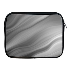 Wave Form Texture Background Apple Ipad 2/3/4 Zipper Cases