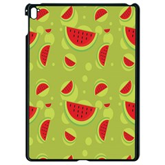 Watermelon Fruit Patterns Apple Ipad Pro 9 7   Black Seamless Case by Sapixe