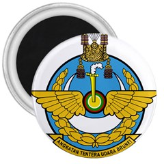 Emblem Of Royal Brunei Air Force 3  Magnets by abbeyz71