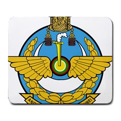 Emblem Of Royal Brunei Air Force Large Mousepads by abbeyz71
