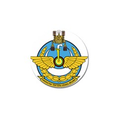 Emblem Of Royal Brunei Air Force Golf Ball Marker (10 Pack) by abbeyz71