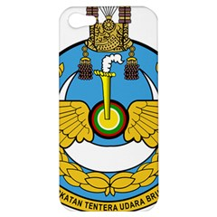 Emblem Of Royal Brunei Air Force Apple Iphone 5 Hardshell Case by abbeyz71