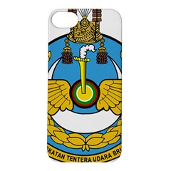 Emblem Of Royal Brunei Air Force Apple Iphone 5s/ Se Hardshell Case by abbeyz71