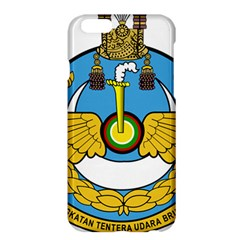 Emblem Of Royal Brunei Air Force Apple Iphone 6 Plus/6s Plus Hardshell Case by abbeyz71