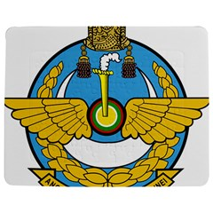 Emblem Of Royal Brunei Air Force Jigsaw Puzzle Photo Stand (rectangular) by abbeyz71