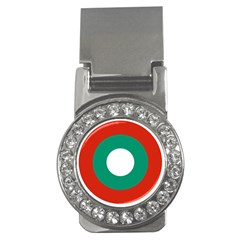 Bulgarian Air Force Roundel Money Clips (cz)  by abbeyz71
