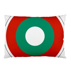 Bulgarian Air Force Roundel Pillow Case (two Sides) by abbeyz71