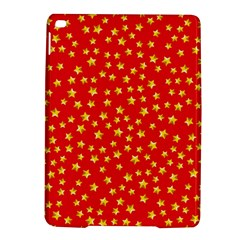 Yellow Stars Red Background Ipad Air 2 Hardshell Cases