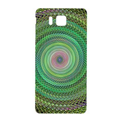Wire Woven Vector Graphic Samsung Galaxy Alpha Hardshell Back Case