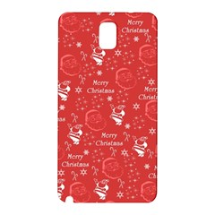 Santa Christmas Collage Samsung Galaxy Note 3 N9005 Hardshell Back Case by Sapixe