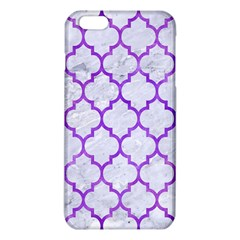 Tile1 White Marble & Purple Watercolor (r) Iphone 6 Plus/6s Plus Tpu Case by trendistuff