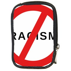 No Racism Compact Camera Cases by demongstore