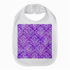 Damask1 White Marble & Purple Watercolor Amazon Fire Phone
