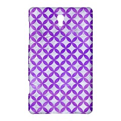 Circles3 White Marble & Purple Watercolor (r) Samsung Galaxy Tab S (8 4 ) Hardshell Case  by trendistuff