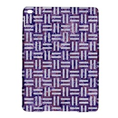 Woven1 White Marble & Purple Marble Ipad Air 2 Hardshell Cases by trendistuff